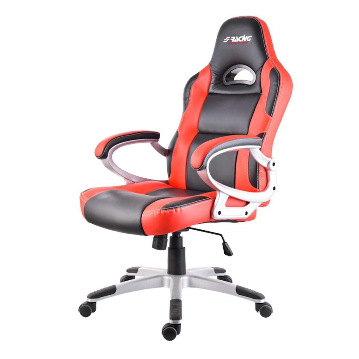 Poltrona ufficio red gaming office chair sedili simoni for Poltrona ufficio