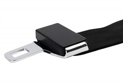 Copri Cintura Di Sicurezza Auto Prolunga Cintura Sicurezza Auto Seggiolino auto Cinghia Anti Fuga Cintura di sicurezza Clip Brown,One Size