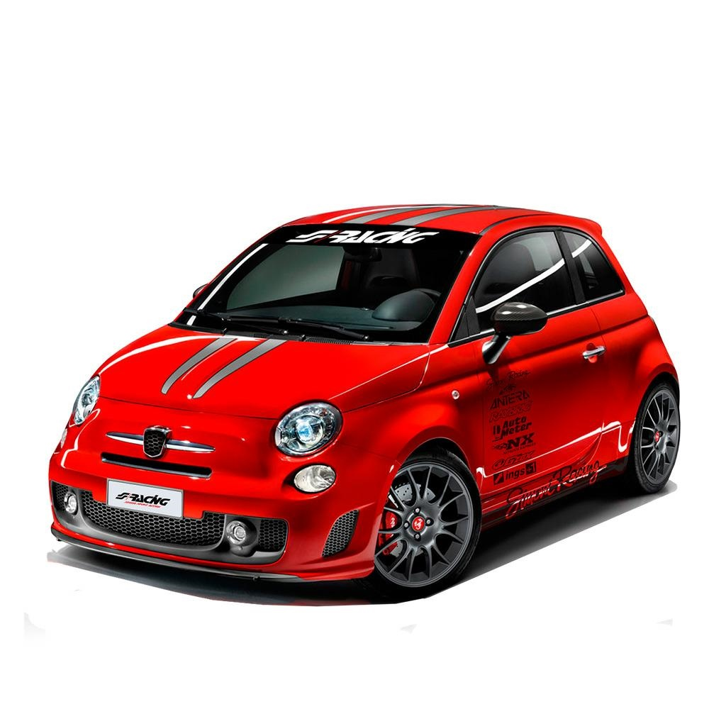 Fiat 500 Cigarette Lighter Not Working The Car Fuse Box 2016 Source Full Kit Lighting And Led Interiror Abarth