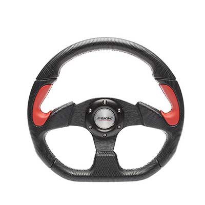 interior - steering wheel